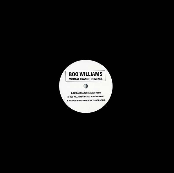 BOO WILLIAMS : Mortal Trance Remixes - 12