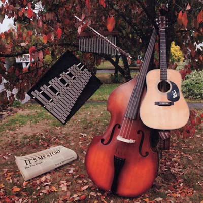 THE TREE PEOPLE : It's My Story - CD - GUERSSEN RECORDS - Forced