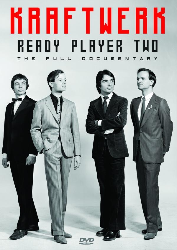 Kraftwerk Ready Player Two Dvd Smokin Sessions Forced Exposure