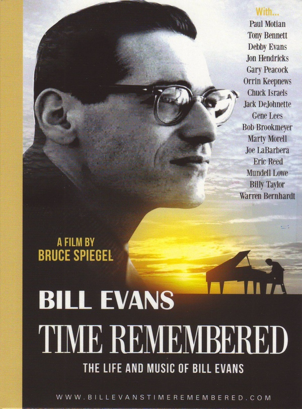 BRUCE SPIEGEL : Time Remembered: The Life And Music Of Bill