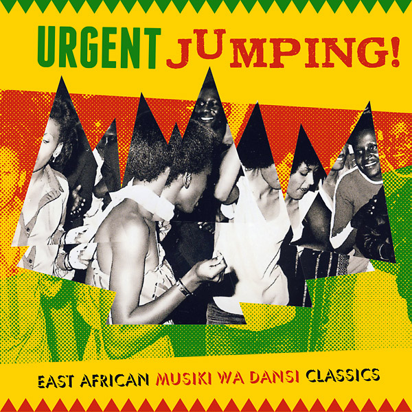 Image result for Urgent Jumping! East African Muziki wa Dansi Classics recensie