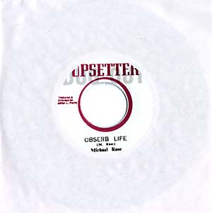 MICHAEL ROSE/UPSETTERS -