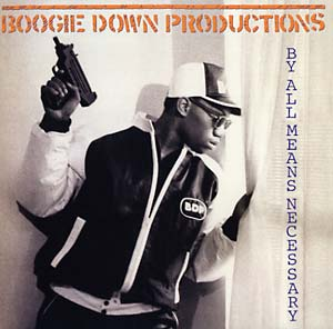 BOOGIE DOWN PRODUCTIONS -